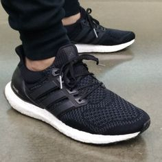 "Kicks of the day - Adidas Ultra Boost ""Core Black"" by zero_regret16"