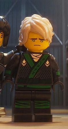 #Ninjago Movie screenshot :'( poor lloyd