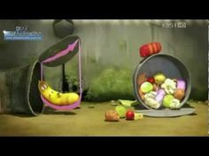 55 [HD] Larva - Gum 2 Goma Mascar Serie Animacion Multimedia Larva Dibujos Animados 3D