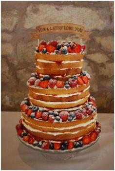 ナチュラルでお洒落♡気取らないウェディングパンケーキが素敵 - Locari(ロカリ)