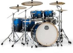 Mapex Armory 6Piece Studioease Shell Pack Photon Blue ** Visit the image link more details. Note:It is affiliate link to Amazon. #likeall