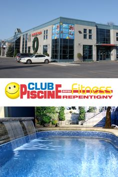 Sections fitnes chez club piscine super fitness de for Club piscine laval
