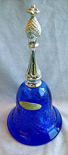 Avon Cologne Bottle