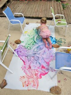 The Art of Painting: Full Body Painting from The Artful Child