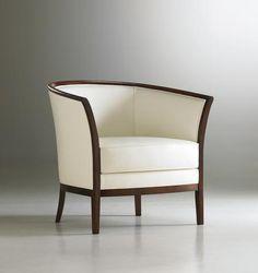 Bernhardt Design - MADELEINE lounge chair