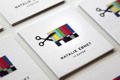 natalie-ebnet-logo-business-cards