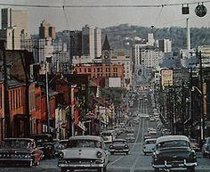 Pittsburgh, 1960s