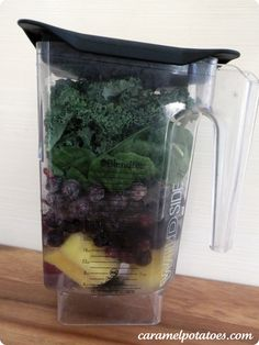 Pineapple/Kale smoothie