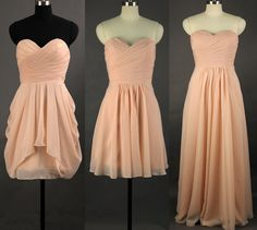 Sweetheart Bridesmaid Dress Aline Sweetheart by harsuccthing, $99.00