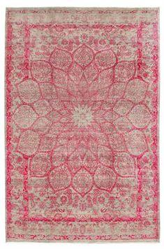 Perzisch tapijt in een nieuw jasje.