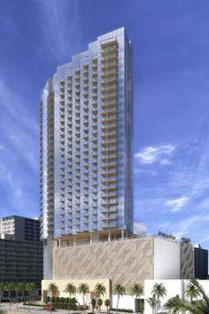 에이미의 하와이 부동산 소식: 와이키키 새 콘도텔 건설 계획