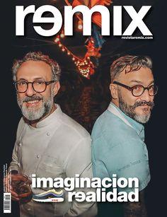 Tapa Remix 233 Imaginacion Realidad | El Chef Italiano #1 del mundo #MassimoBottura junto al Chef Argentino #FernandoTrocca