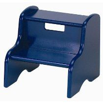 Little Colorado Blue Personalized Step Stool Kids Stool, Step Stools, Green Companies, Navy Blue Living Room, Adirondack Chairs For Sale, Toilet Training, Step By Step Painting, Oversized Chair, Kids House