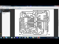 Programas para crear circuitos electrónicos impresos [ PCB ] TUTORIAL - YouTube