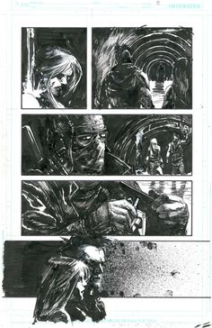 Suiciders: Kings of Hell.A. 06 page 15 Comic Art