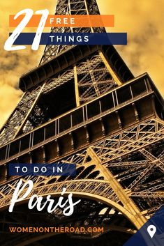 Cheap Paris travel is still possible, no matter what anyone tells you. Here are 21 free things you can do to radically reduce your Paris travel costs.