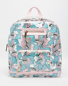 skinny dip unicorn print bag - Google Search