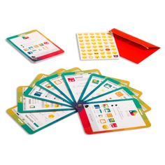 LovePhone - J& un message pour papa Playing Cards, Messages, Diy, Gifts, Words, Kid, Bricolage, Do It Yourself, Game Cards