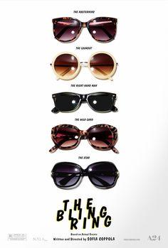 The bling ring- Sofia Coppola
