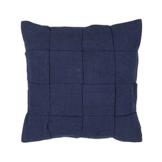 We love the unique weave pattern of the Something Different Pillow. Made from 100 percent cotton, this twice-woven pillow makes an excellent accent.  Find the Something Different Pillow, as seen in the Inside Greenwich Village Collection at http://dotandbo.com/collections/inside-greenwich-village?utm_source=pinterest&utm_medium=organic&db_sku=94880