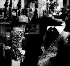Katorri & Robert's B&W Black Tie Vintage Paris Wedding