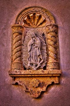 Our Lady of Guadalupe at the Chapel in Tlaquepaque