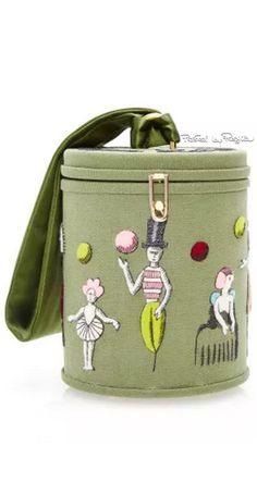 Olympia Le-Tan circus handbag | The House of Beccaria