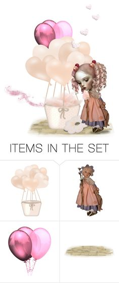 Cotton Candy Dreams By Chileez Liked On Polyvore Featuring Art
