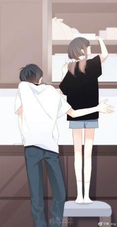 怦然心动漫画 Erstaunliches Herz The post Erstaunliches Herz appeared first on . Cute Couple Art, Anime Love Couple, Couple Cartoon, Kawaii Anime Girl, Anime Art Girl, Anime Girls, Anime Couples Drawings, Anime Couples Manga, Anime Cupples