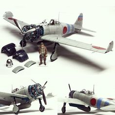 Mitsubishi A6M2 Zero 1/32 Tamiya. Modeler Joe Takeru #scalemodel #plastimodelismo #mitsubishi #zero #plane #avião #scalemodelkit #tamiya #miniatura #miniature #miniatur #plastickits #usinadoskits #udk #hobby #diorama