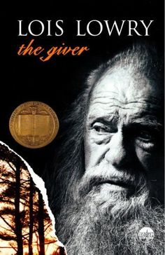 The Giver: MY SECOND FAVORITE BOOK OF ALL TIME. It's an amazing book. I wrote a reasearch paper on this as well in high school. I got an A+ and my teacher asked if she could keep my book to read it herself.