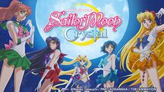 Sailor Moon Crystal If the First episode was any indication, this show will be amazing! It's going to be great seeing the show follow the manga!