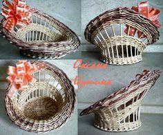 forma Плетение из бумажной лозы (НА ЗАКАЗ) | 122 фотографии