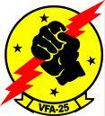 VFA-25 Fist of the Fleet