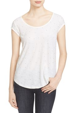 Soft Joie Accalia Beaded Top available at #Nordstrom