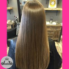 Beautiful hair with no frizz up to 3 months is possible with The FIRST Shampoo!