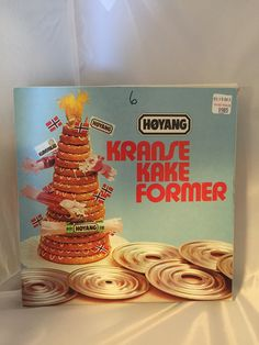 Vintage Kranse Kake Former (Norwegian: Kranse Kage Forme) Cake Rings by VintageSunsetBeach on Etsy