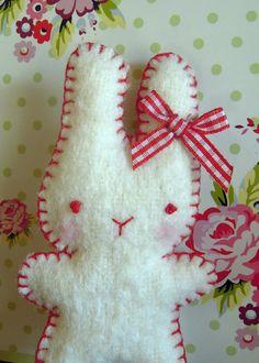 Blanket Bunny