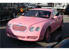 Mary Kay, if you allow your salespeople to earn this, I may come back!  LOL