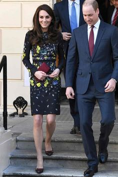 Prince William Duke of Cambridge and Catherine Duchess of Cambridge attend a briefing to announce plans for Heads Together ahead of the 2017 Virgin...