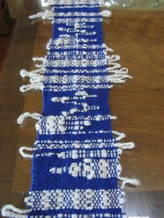 Loopy Scarf - part two - Weaving a Life