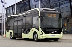 Volvo Electric City