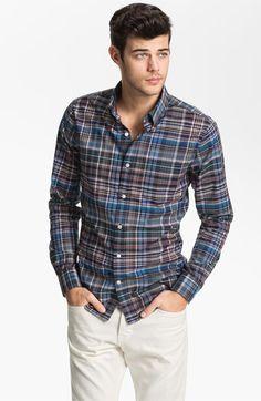 Vince Classic Fit Sport Shirt #menswear #mens #style