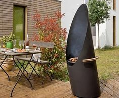 bbq grill with some design