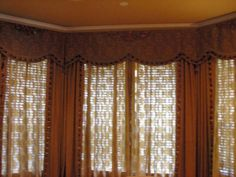 Valances For Kitchen Windows Bay Window Valance