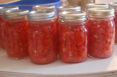 canning diced tomatoes