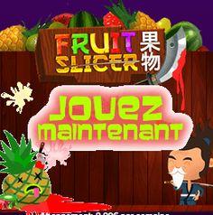 GamiFive - Fruit Slicer