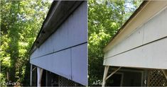 If you have wood rot in your soffit we can fix that for you. We can repair any damaged soffit fascia siding or trim around your home. We can even repair your door frames and window trim that have wood rot or install all new doors and windows for you. #mckinney #thecolony #dentonTX #littleelm #friscoTX #allenTX #4317mrhandyman #handyman #repair #remodel #carpentry #doors #windows #exteriorhome #homedecor #siding #commercial        Wood Working Projects Carpentry Furniture DIY Hand Power Tools How