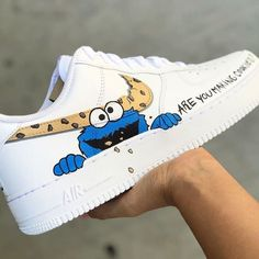 custom shoes nike Behind The Scenes By joycustoms Cute Sneakers, Vans Sneakers, Sneakers Fashion, Sneakers Design, Adidas Shoes, Fashion Boots, Custom Vans Shoes, Custom Painted Shoes, Custom Design Shoes
