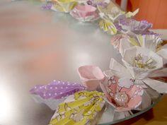 paper crafts ,espejo, mirror Leo Gari